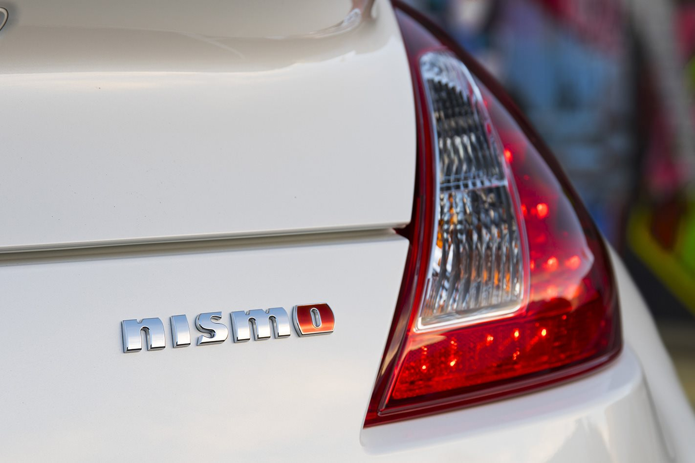 2018 Nissan 370Z Nismo badge