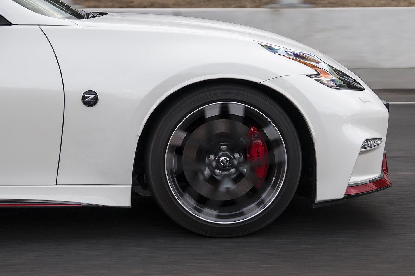 2018 Nissan 370Z Nismo wheel