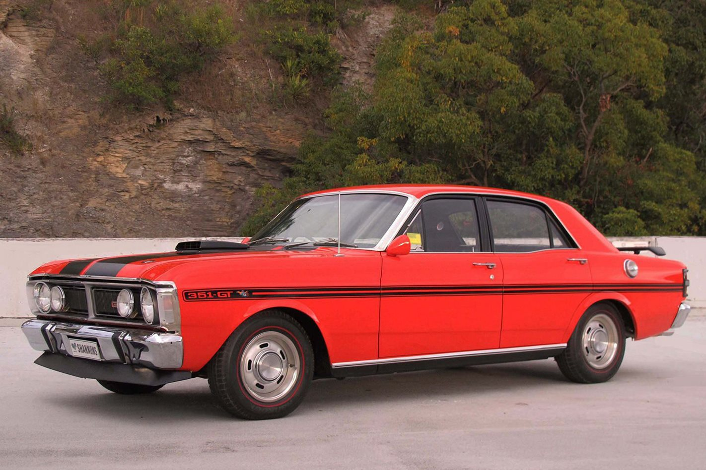Ford Falcon XYGT
