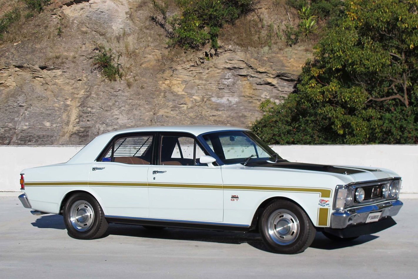Ford Falcon XWGTHO