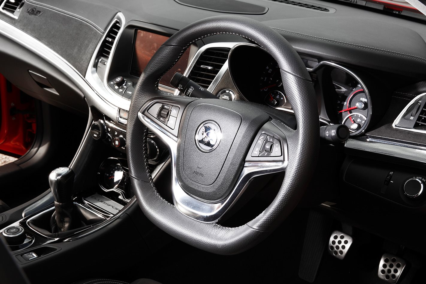 2013 HSV Clubsport steering wheel