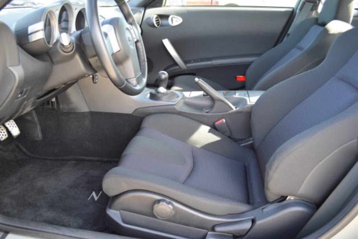 2003 nissan 350z interior. 2003 nissan 350z interior