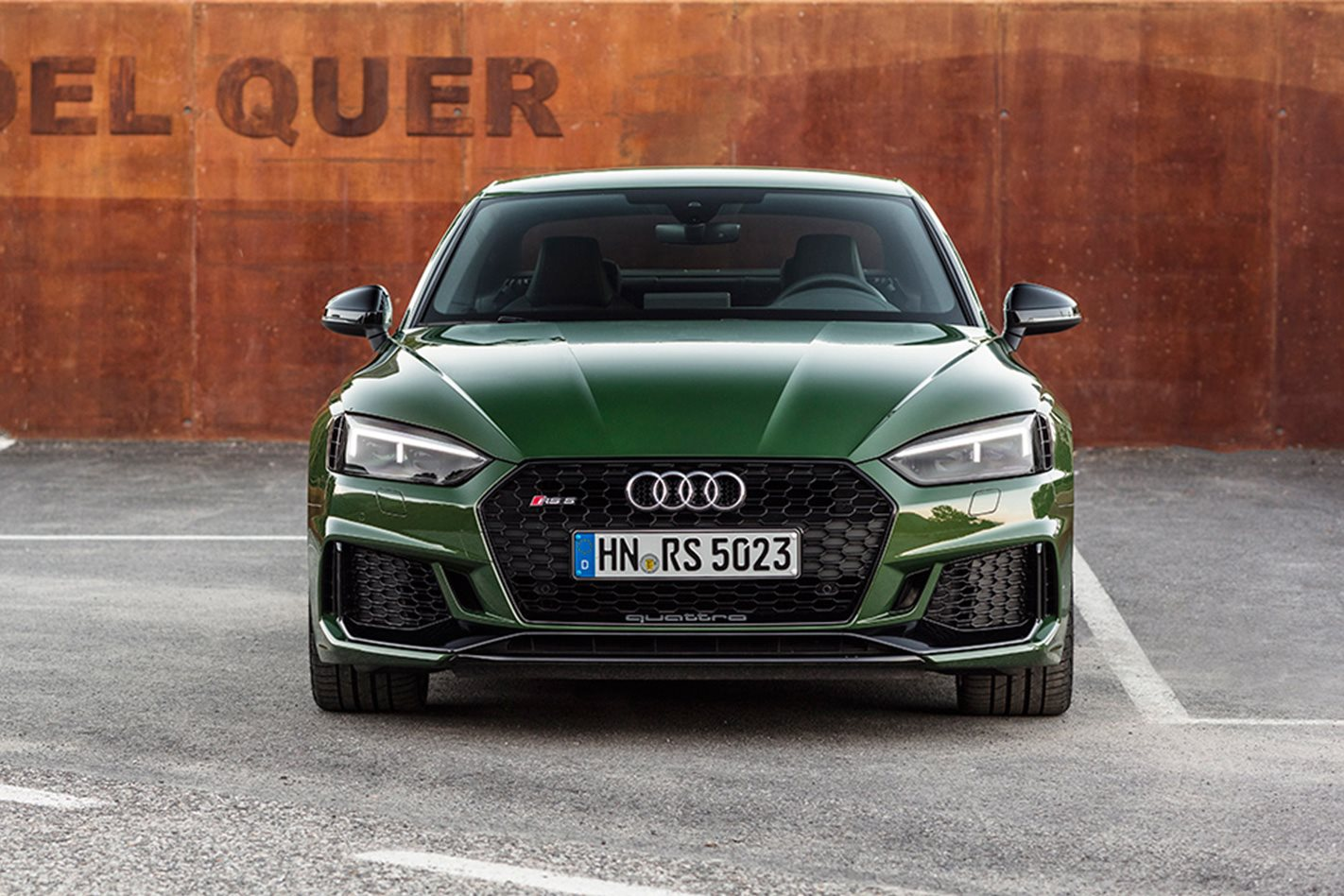 2018 Audi RS5 Coupe front