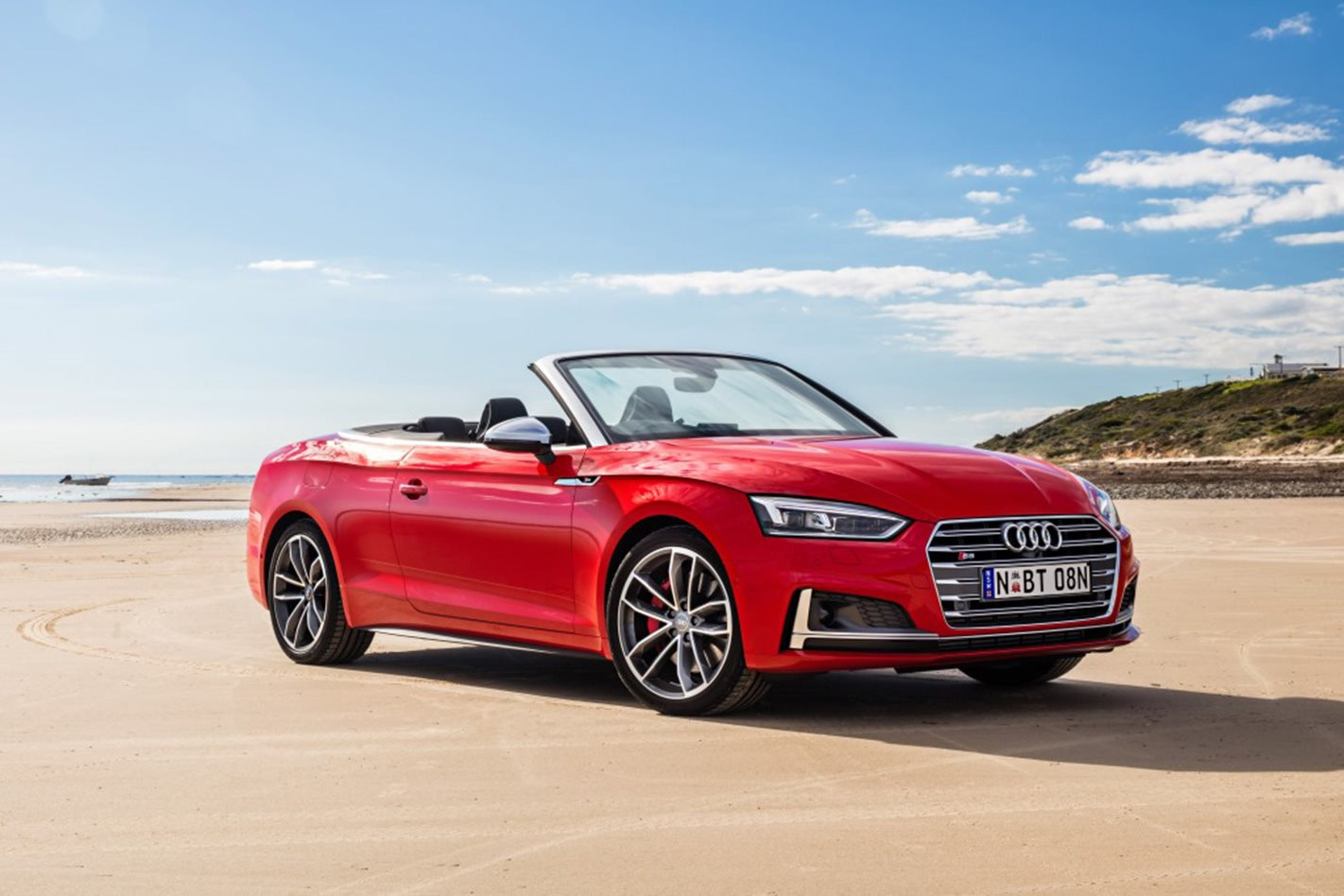 2017 Audi S5 Cabriolet convertible