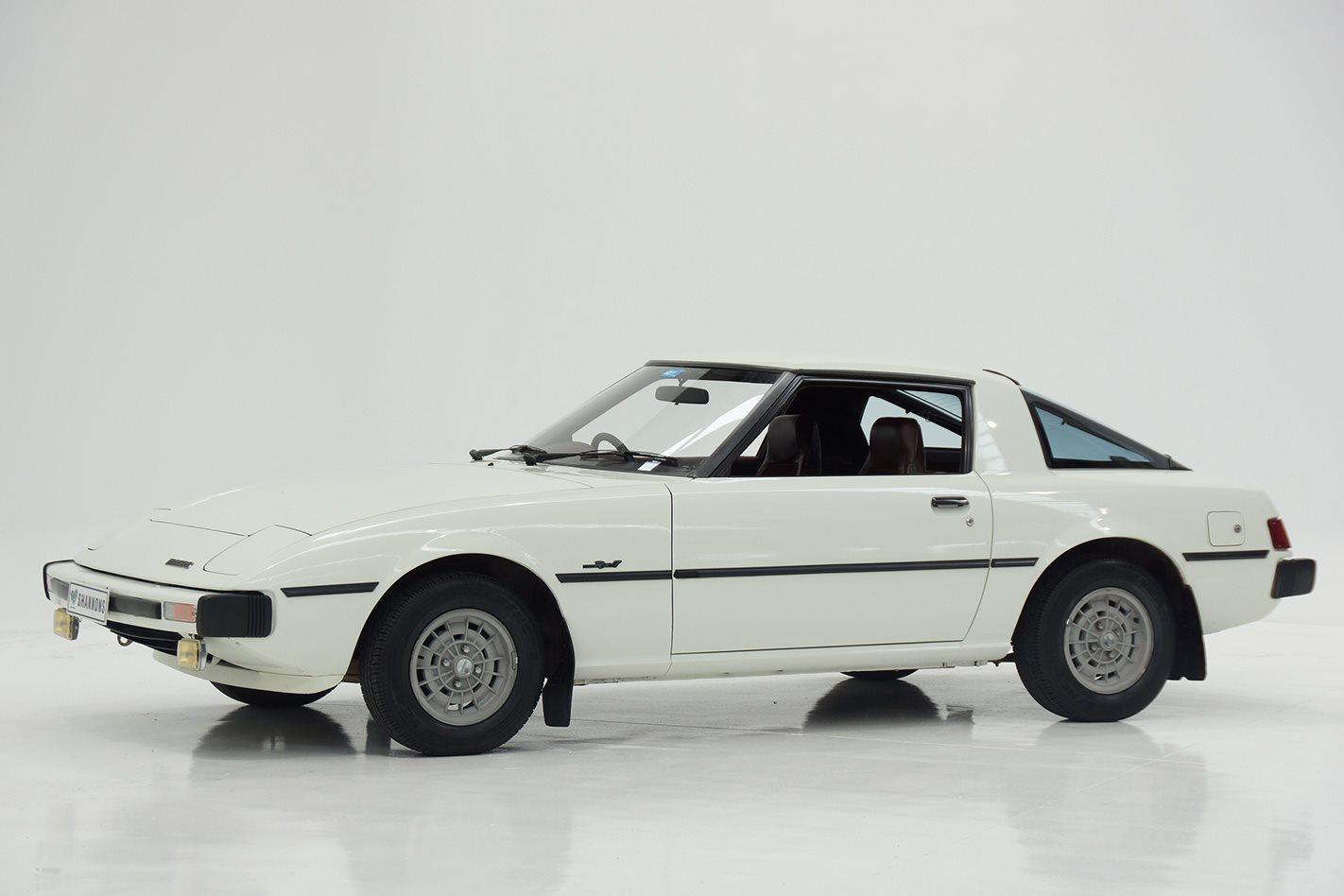 1979 Mazda RX7 Series 1 Coupe rear