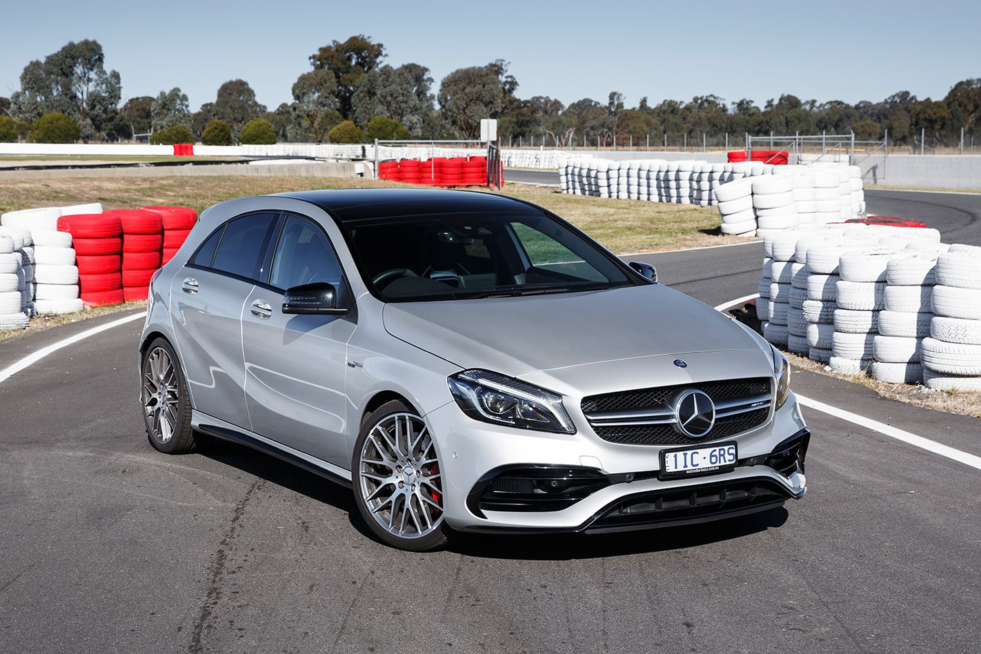 2017 Mercedes Amg A45 4th Place 50 100k