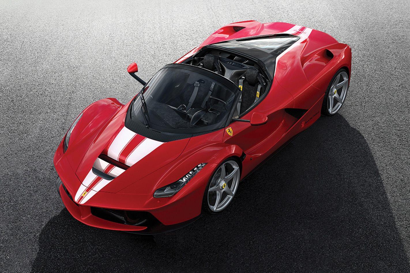 Ferrari Laferrari prototype