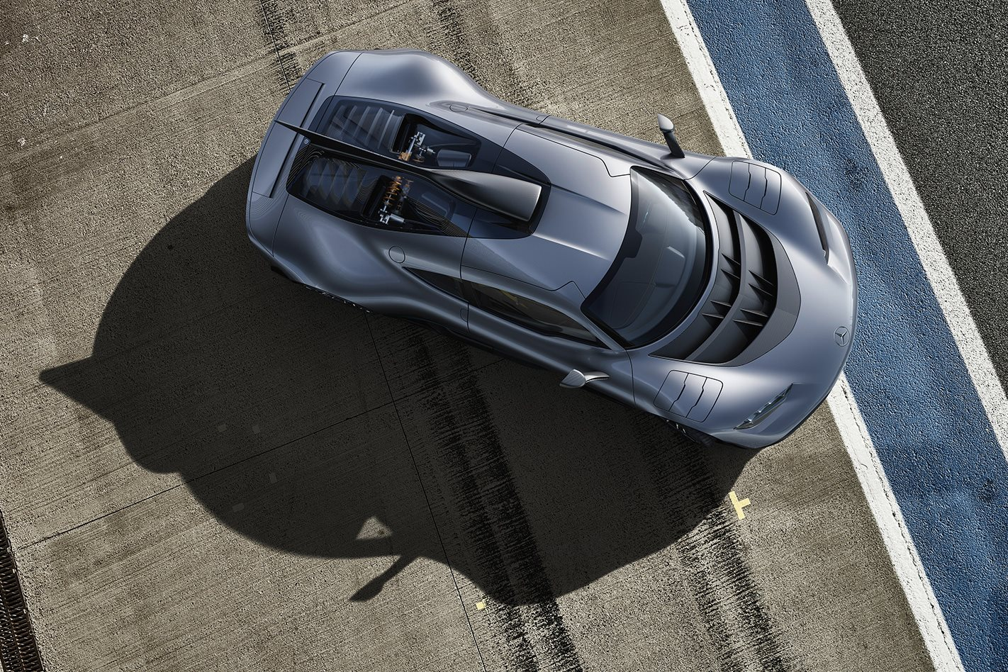 Mercedes AMG Project One aerial.jpg