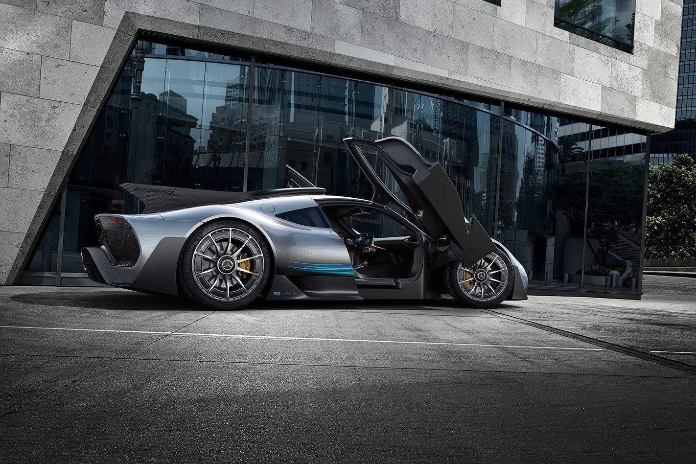 Mercedes AMG Project One scissor door.jpg