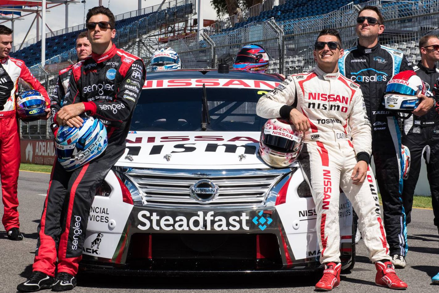Nissan Supercars Team