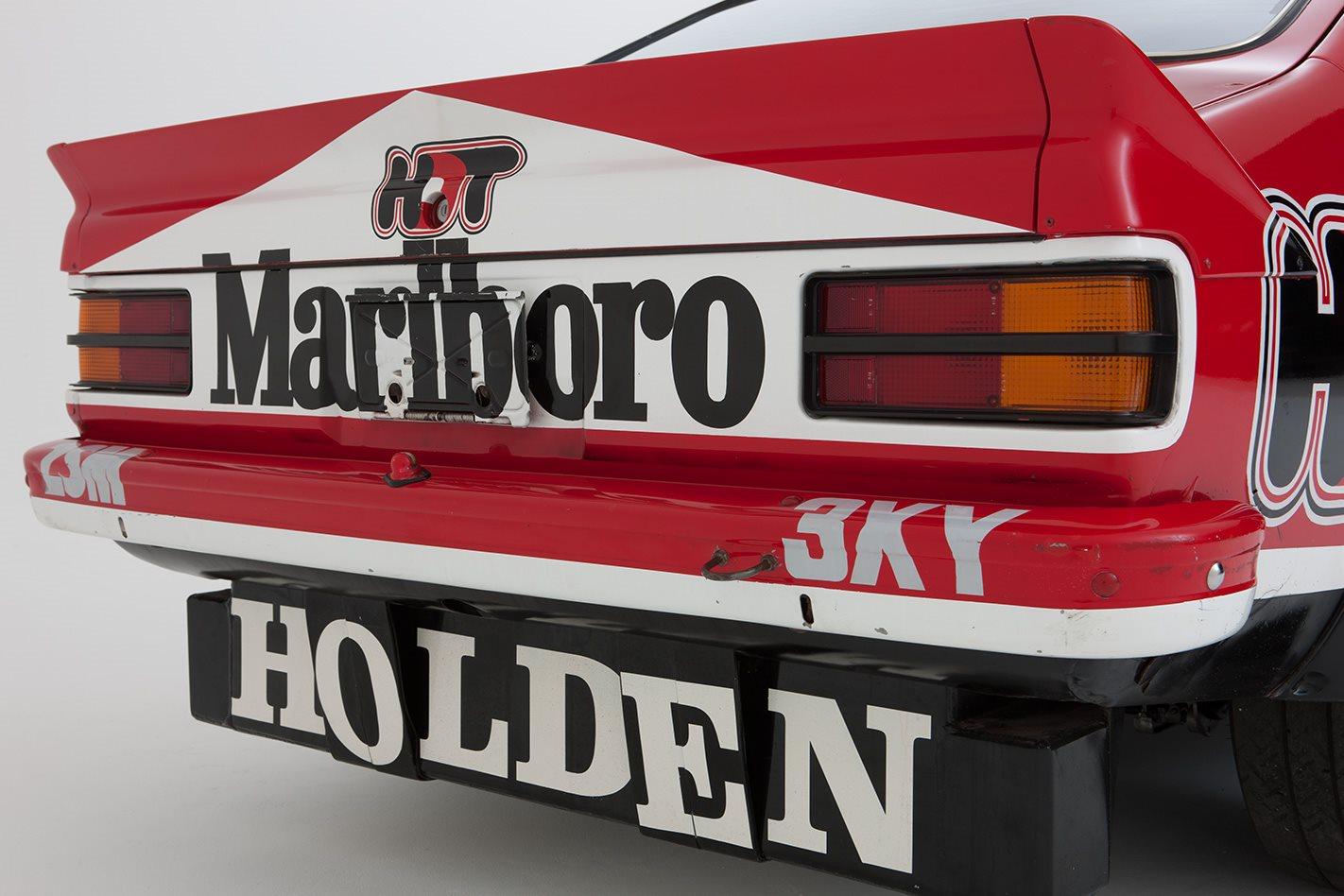 1978 HDT Torana A9X rear