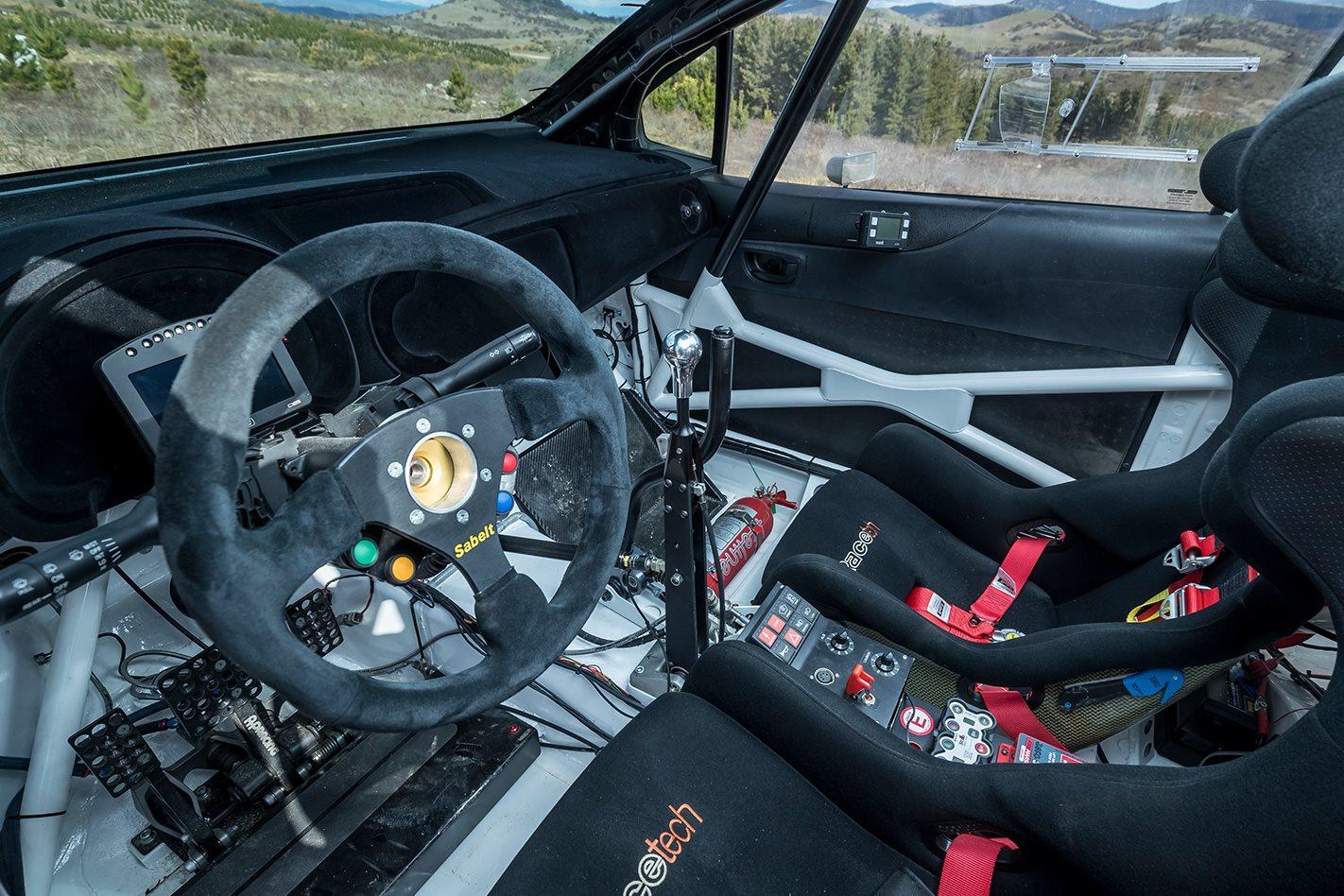 New Toyota Yaris Ap4 Rally Car Debuts At Arc
