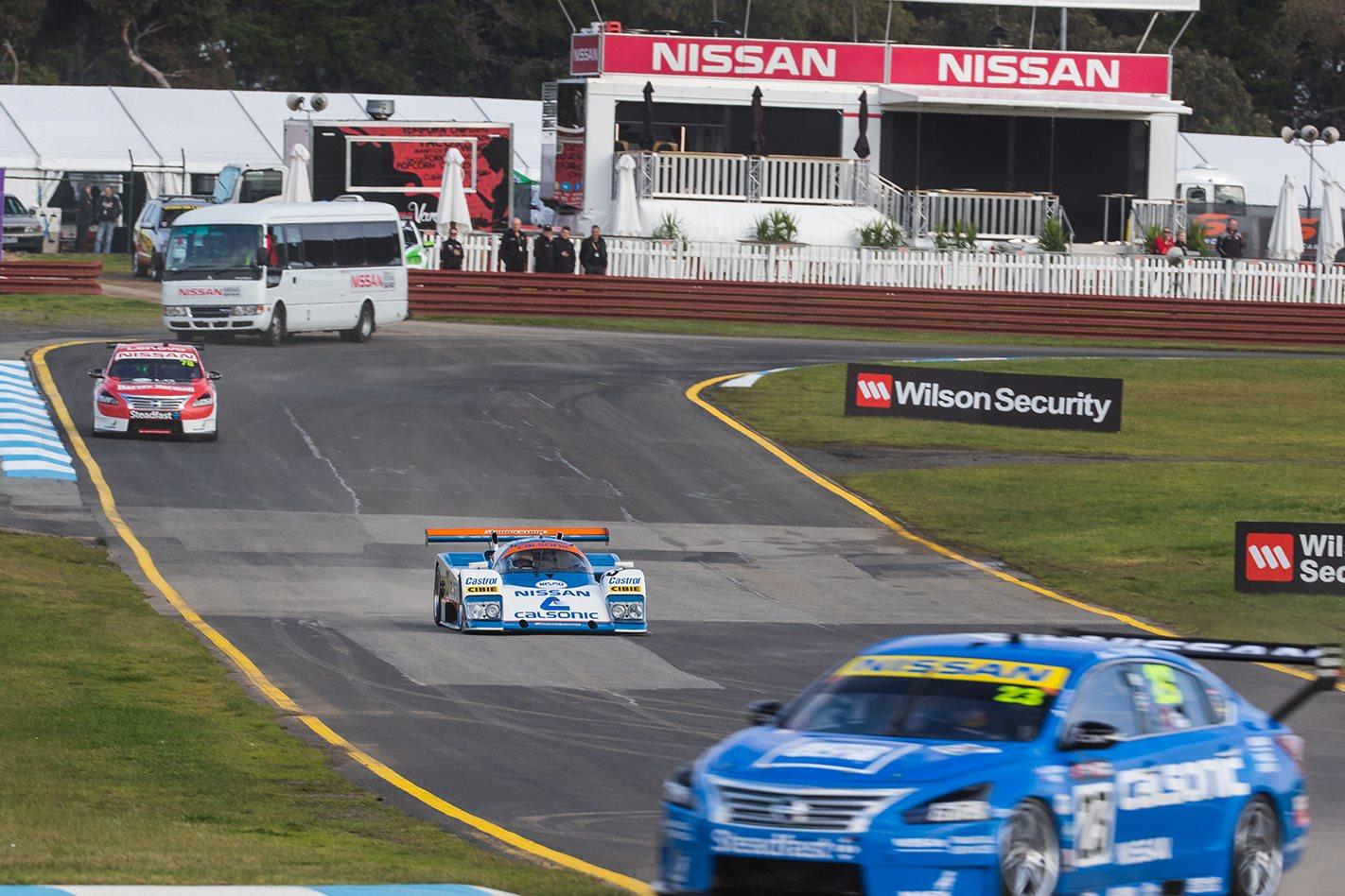 Nissan Circuit safari Sandown 500
