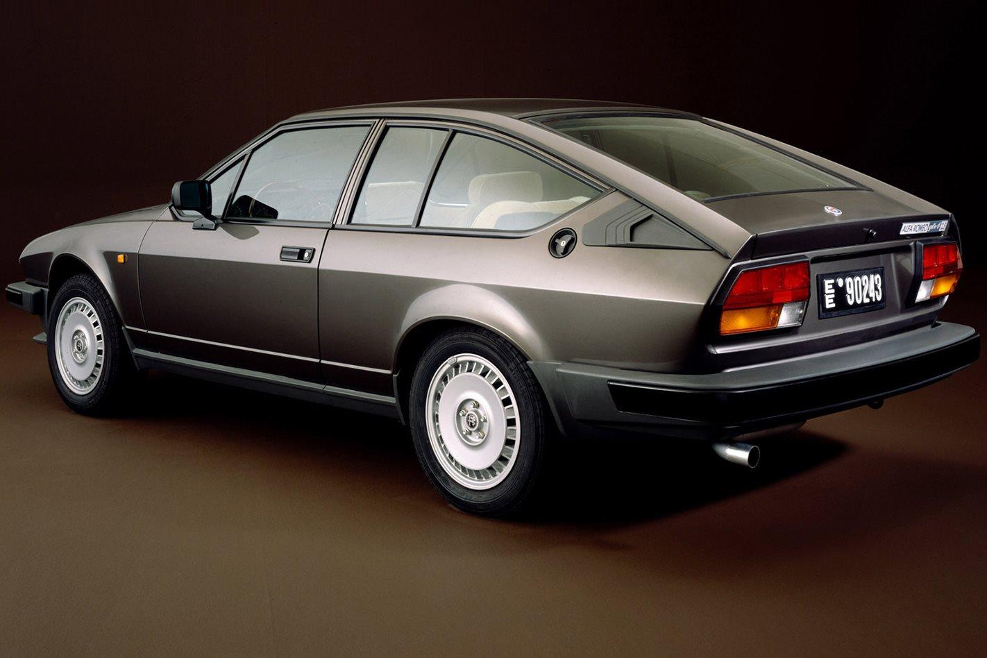 Alfa Romeo GTV6 - Octopussy (1983)