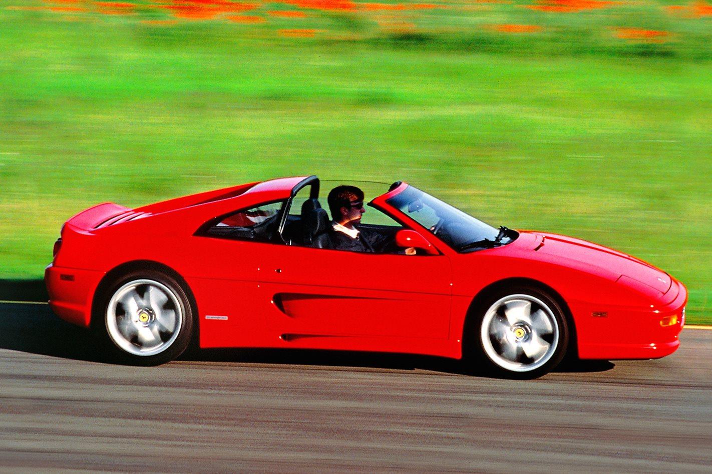 Ferrari F355 GTS - Goldeneye (1995)