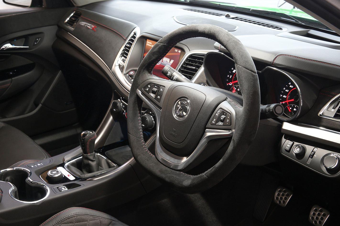 2017 HSV Gen F2 GTSR interior