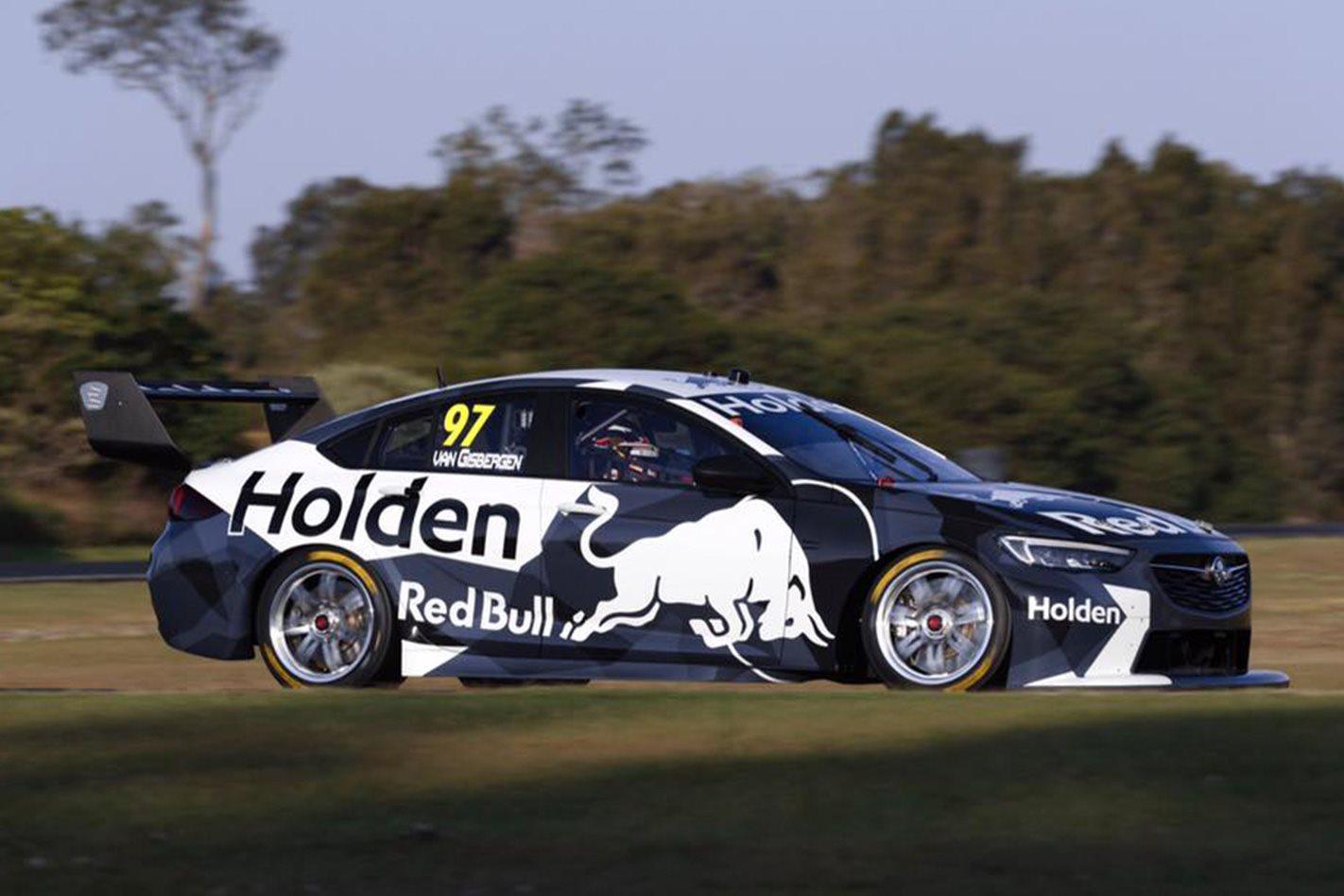 Holden runs next-gen Commodore Supercar testing