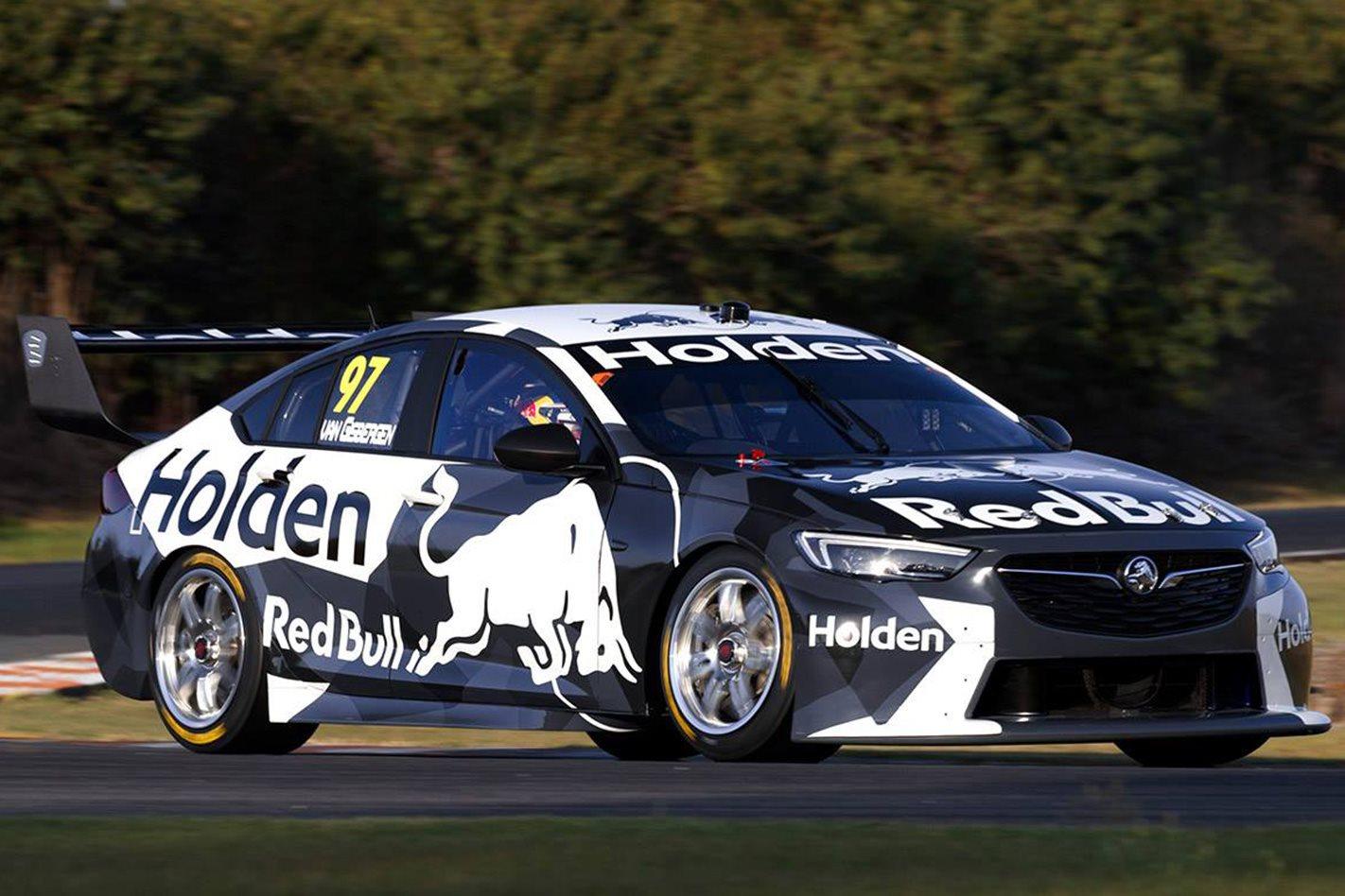 Holden next-gen Commodore Supercar
