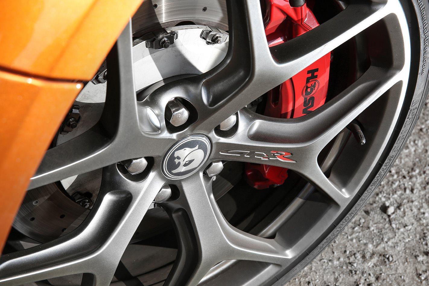 2017 HSV GTSR Maloo wheelbase