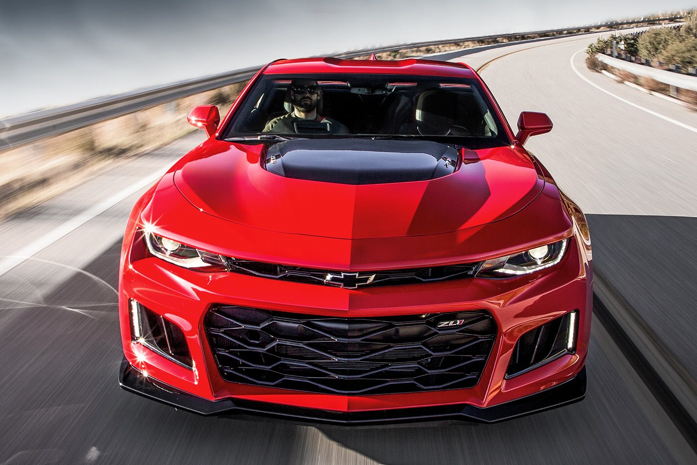 Chevrolet Camaro coming to Australia