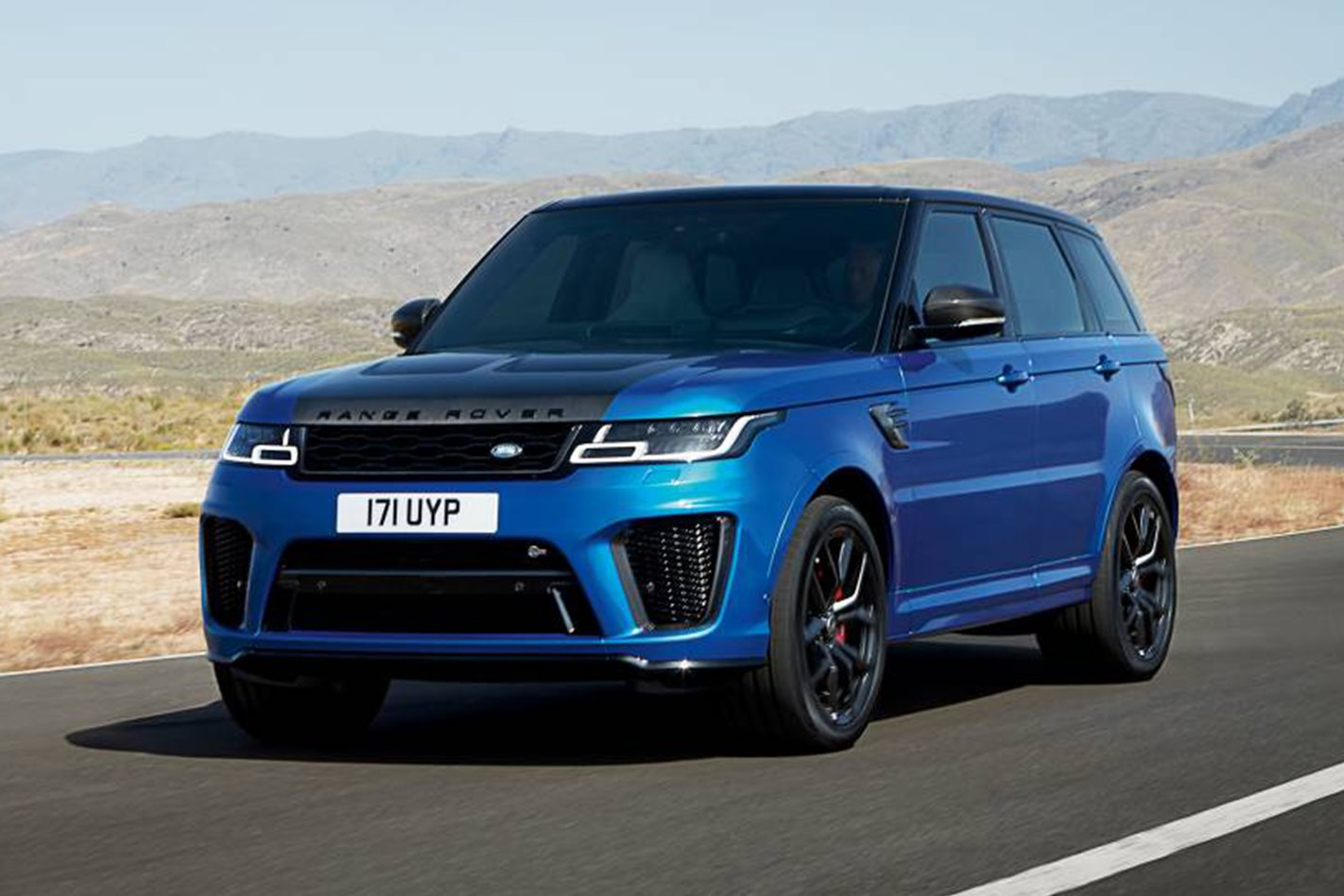 2018 range rover sport announced. Black Bedroom Furniture Sets. Home Design Ideas