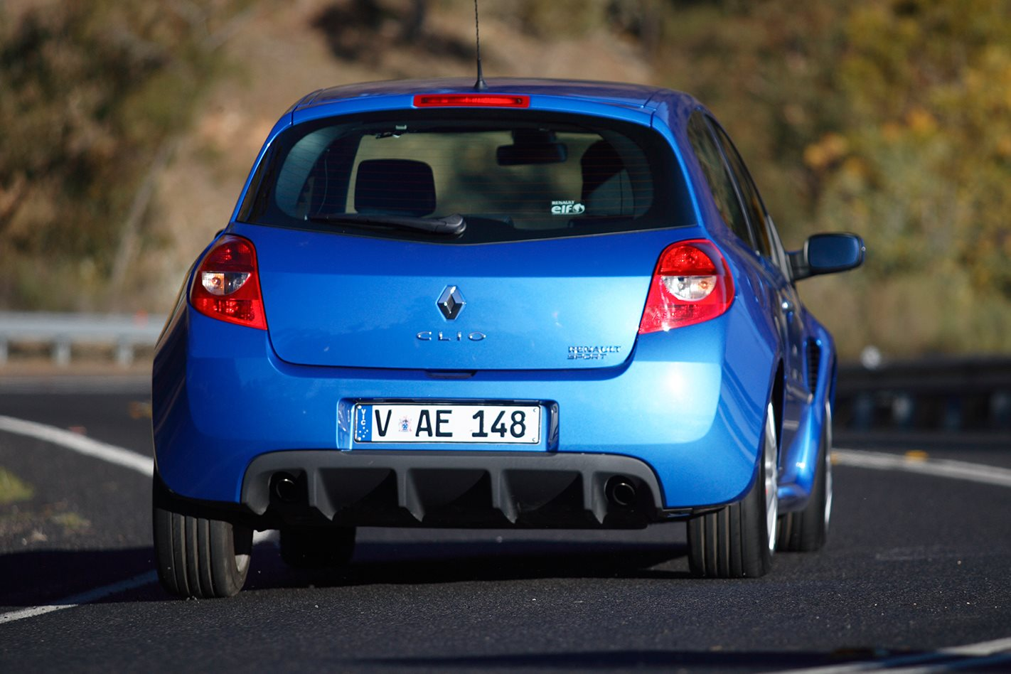 Renault Sport Clio RS 197 at Performance Car Of The Year 2008: Classic MOTOR