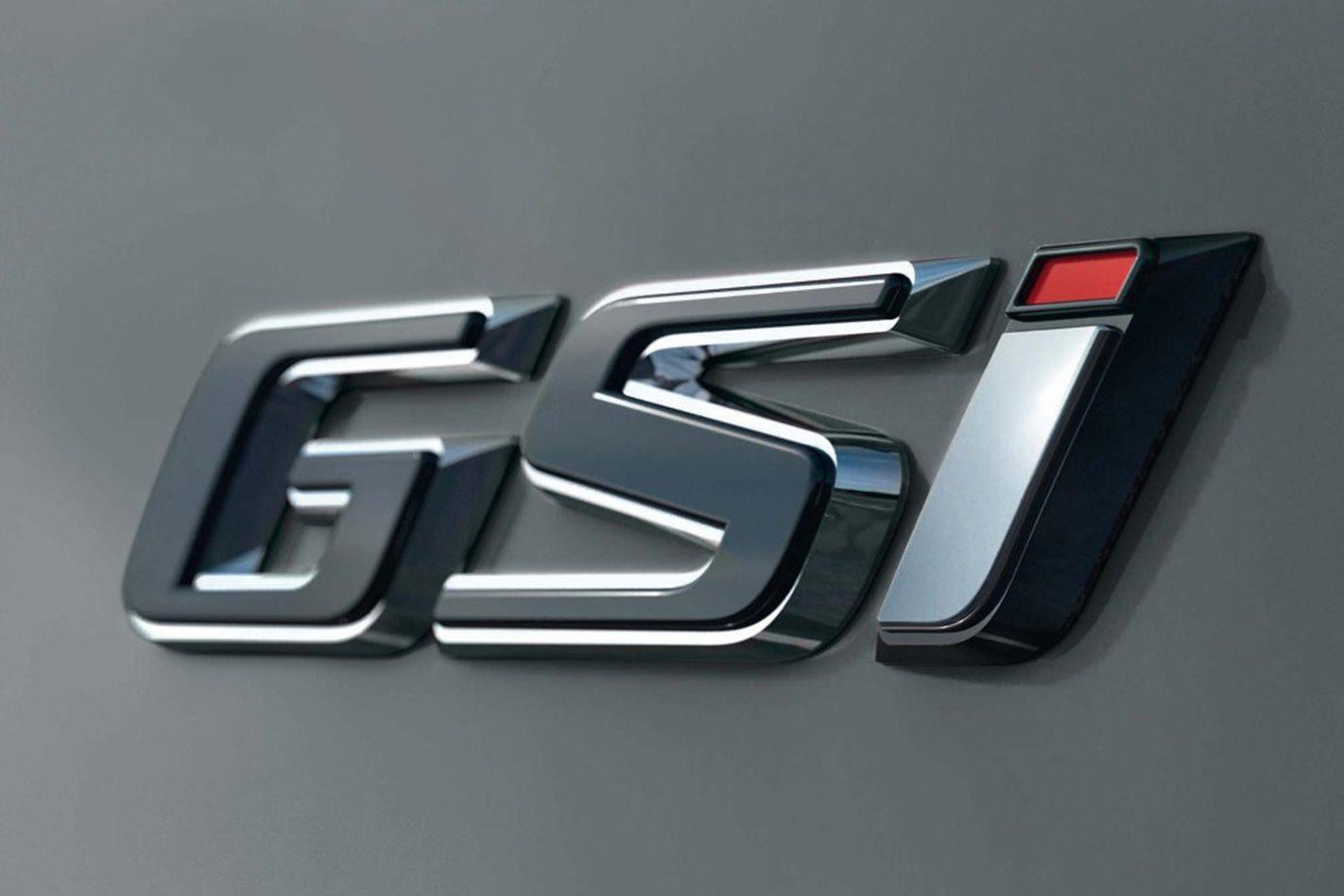 Opel Insignia GSi badge