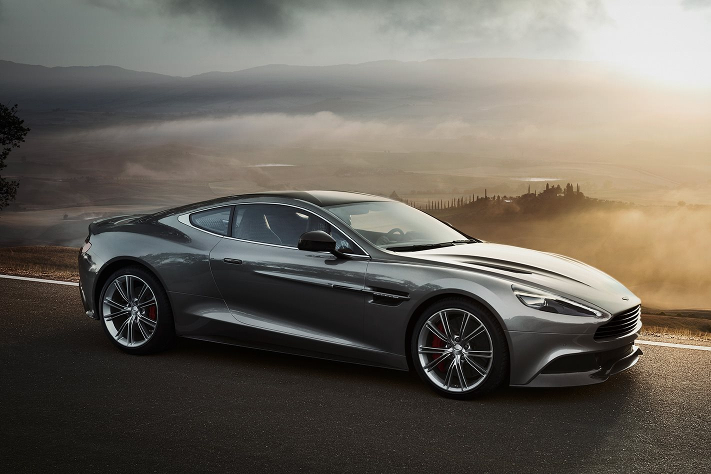 2012 Aston Martin Vanquish Review Classic Motor