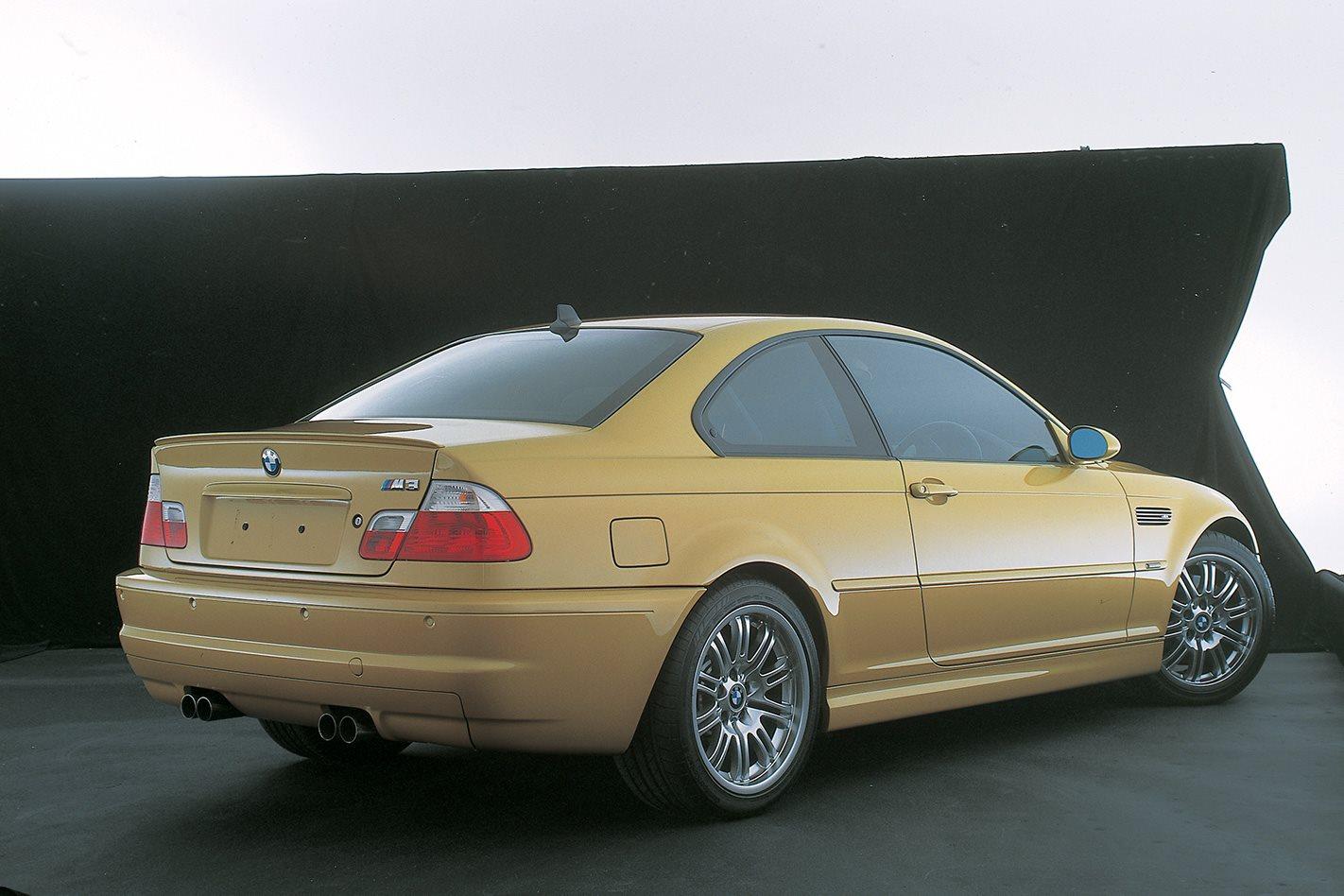 2002 Bmw E46 M3 Legend Series