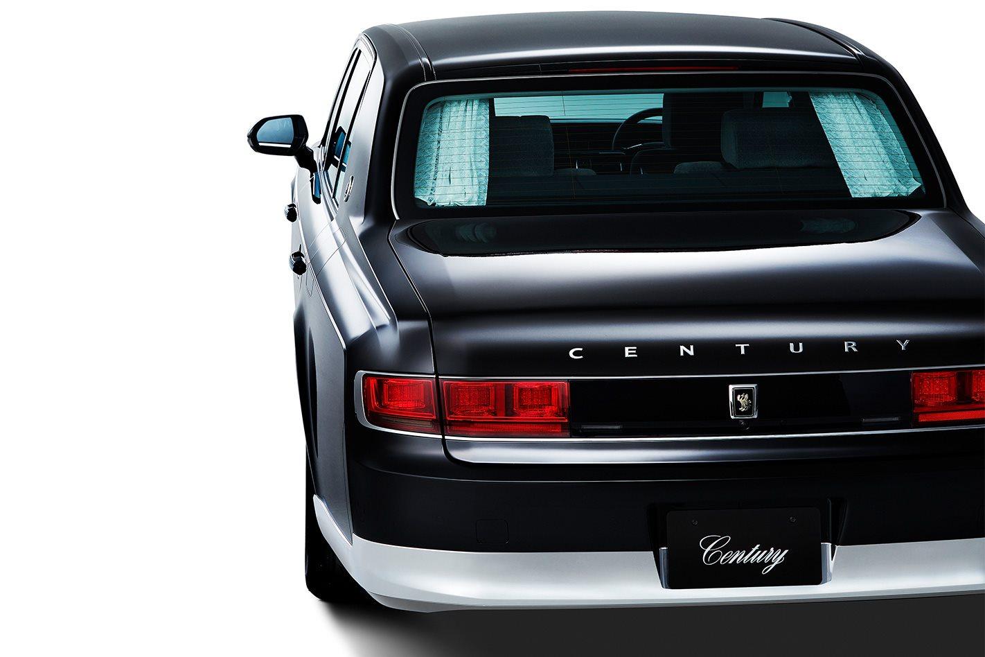 Third generation Toyota Century