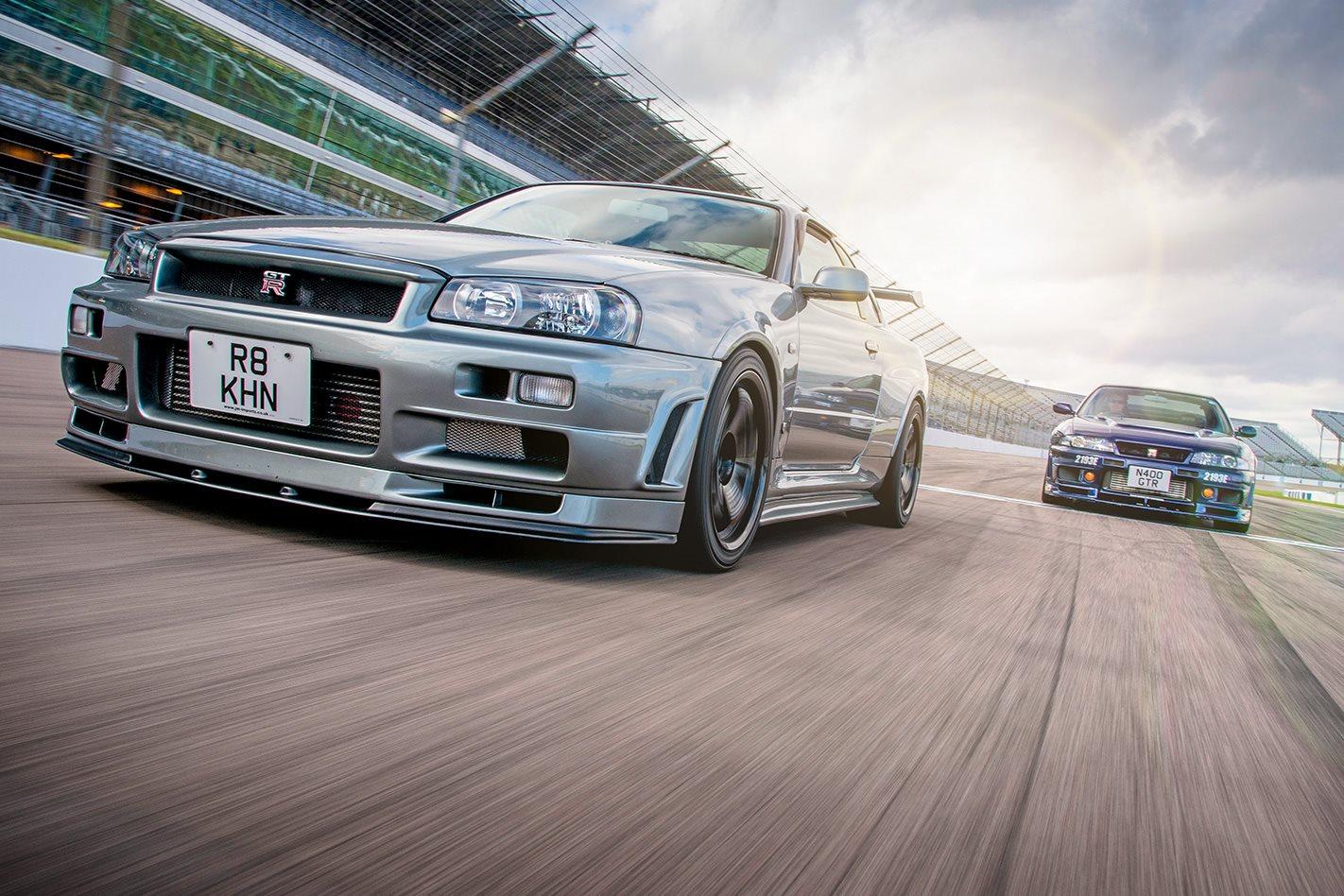 Motor 5 4 Ford Triton >> NISMO GT-R R33 400R & GT-R R34 R-Tune review