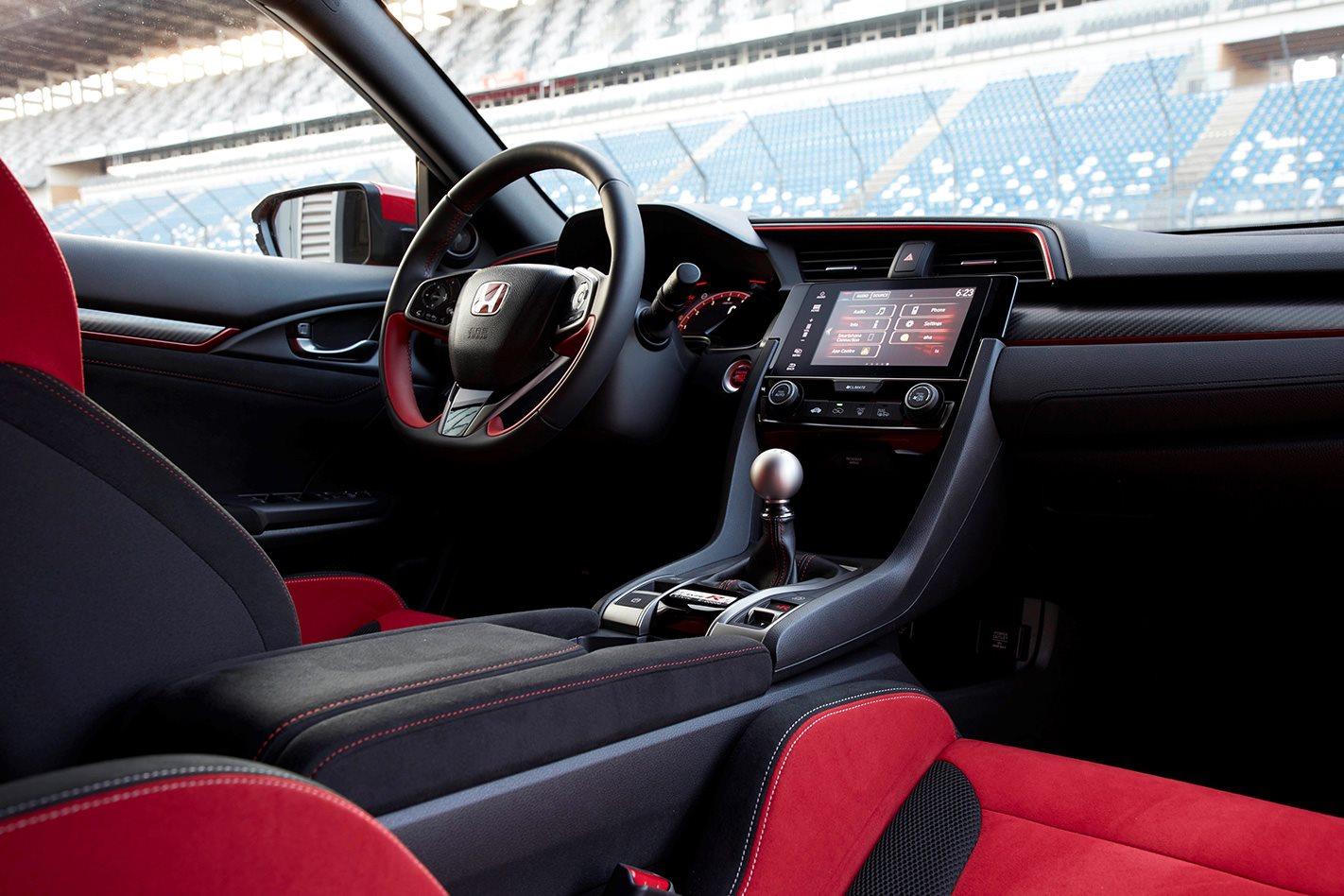 2018 Honda Civic Type R Can Make More Power