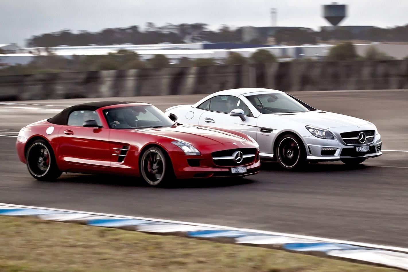 Mercedes-Benz-SLK-55-AMG-&-Mercedes-Benz-SLS-AMG.jpg
