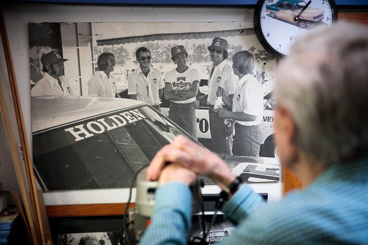 John Harvey Holden Racing team.jpg