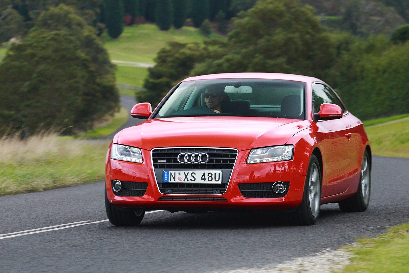 Kelebihan Audi A5 2009 Murah Berkualitas