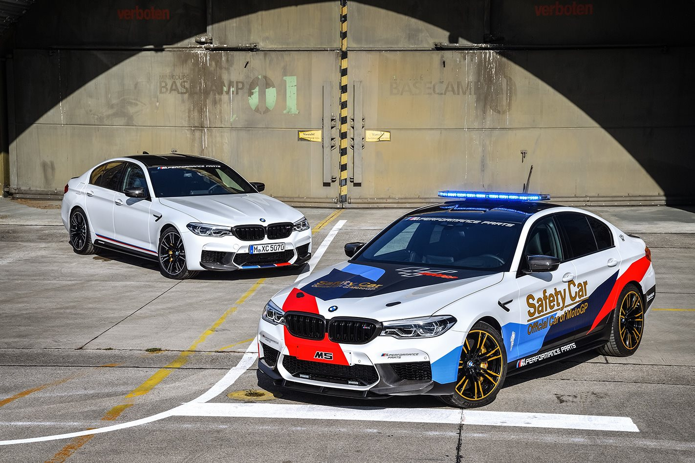 A 2018 Bmw M5 Is The New Motogp Safety Car