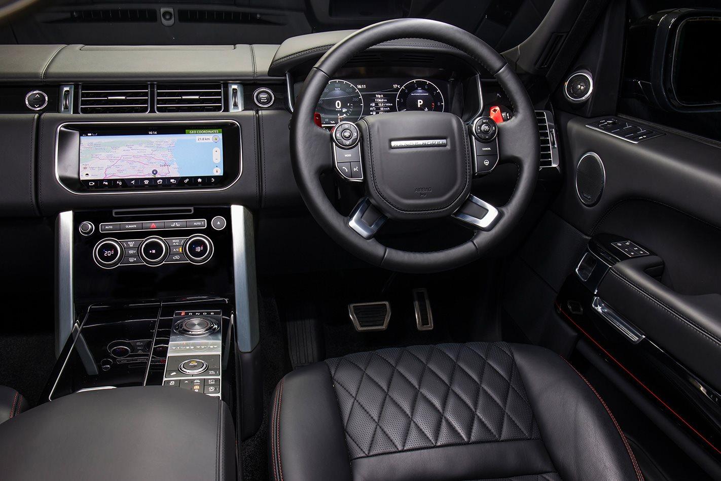 2018 Range Rover SV Autobiography Dynamic >> 2018 Range Rover Sv Autobiography Review