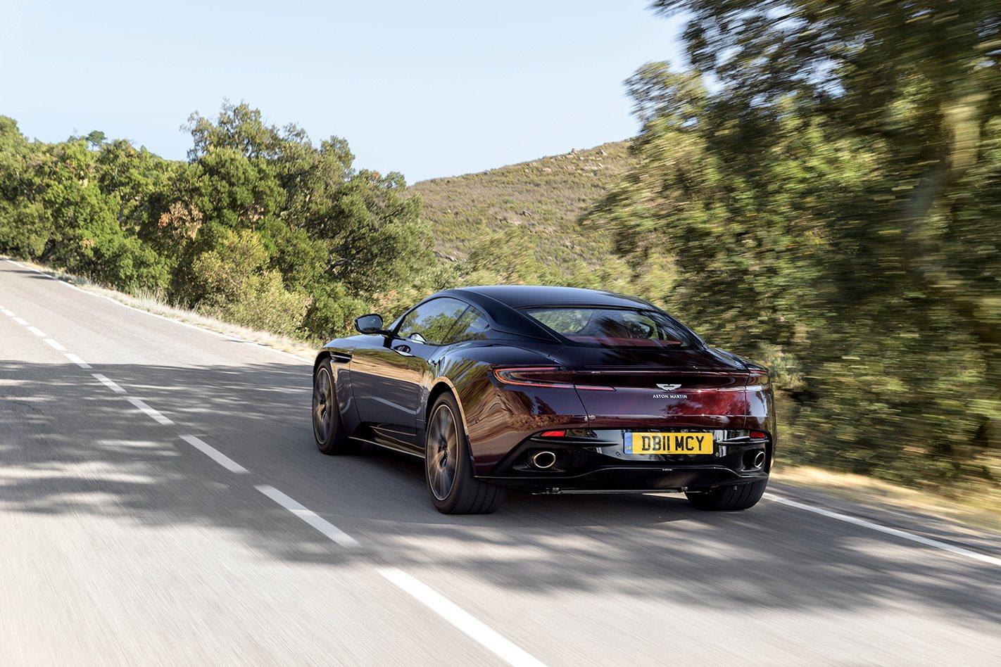 2018 Aston Martin DB11 V8 rear.jpg