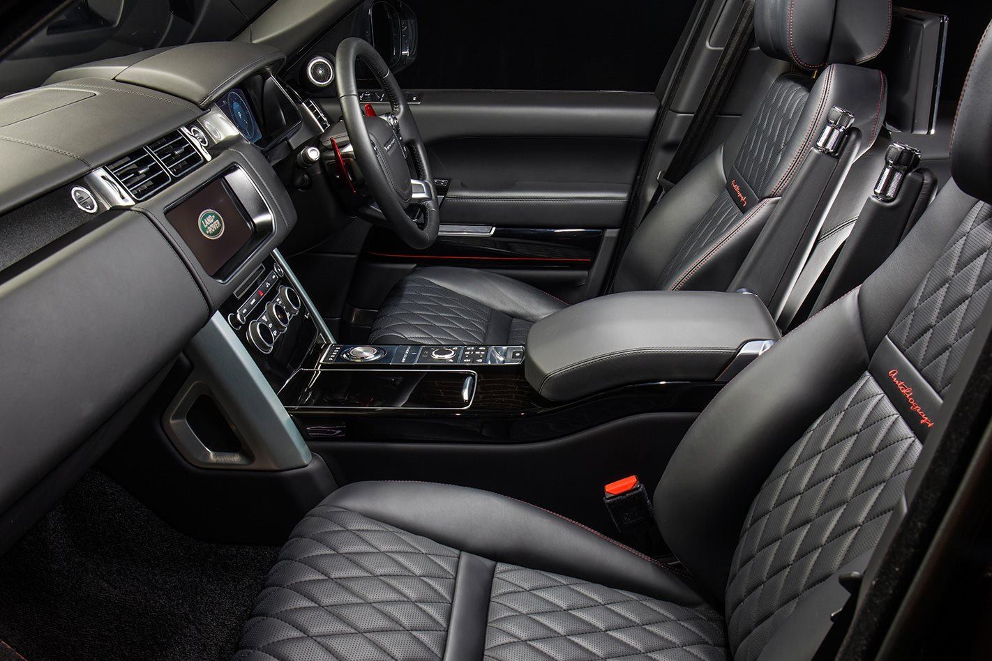 2018 Range Rover SV Autobiography Interior
