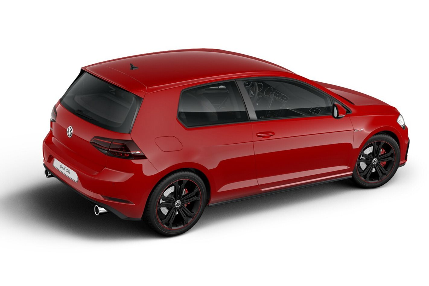 volkswagen golf gti original announced for under 40k. Black Bedroom Furniture Sets. Home Design Ideas