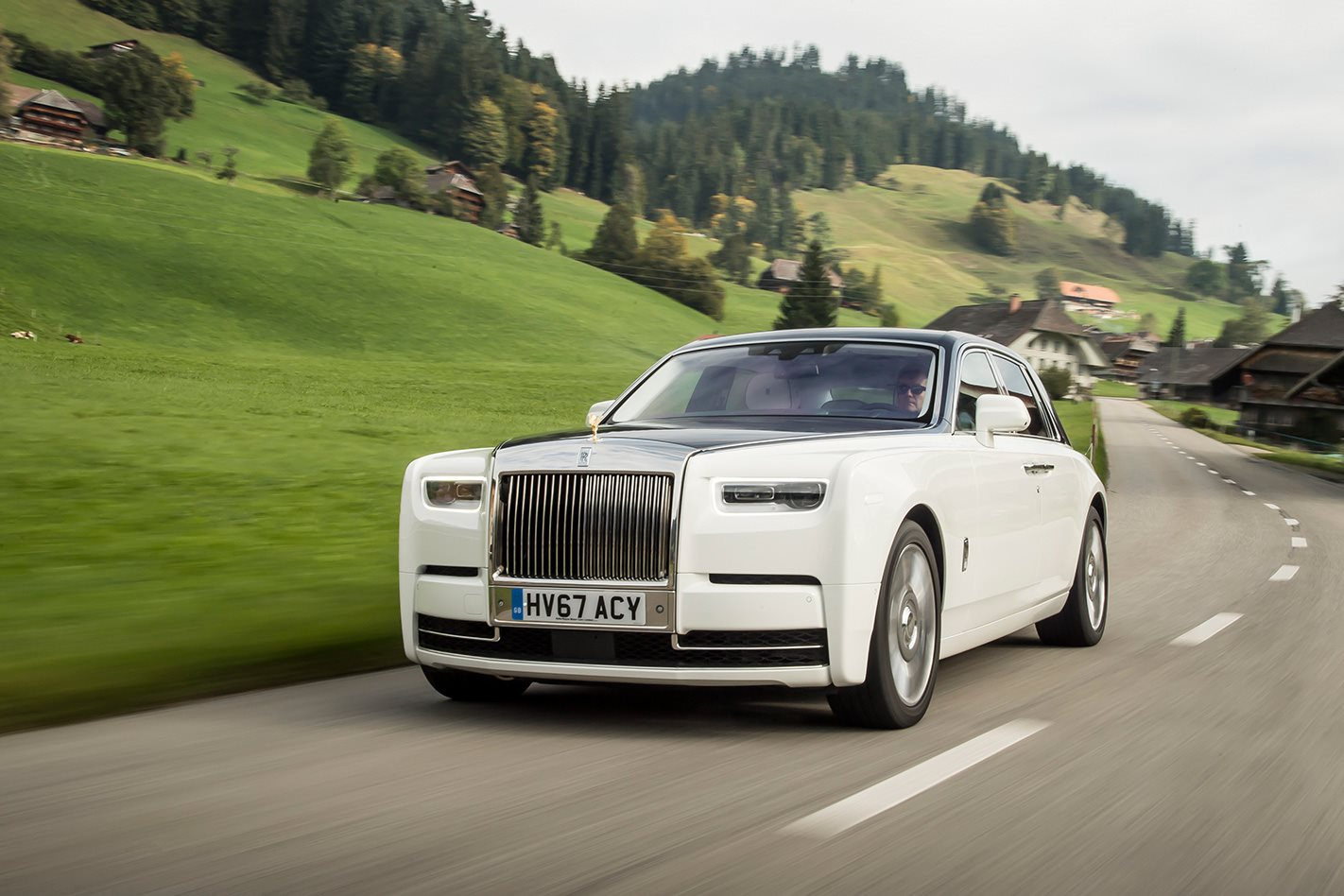 2018 Rolls Royce Phantom Review