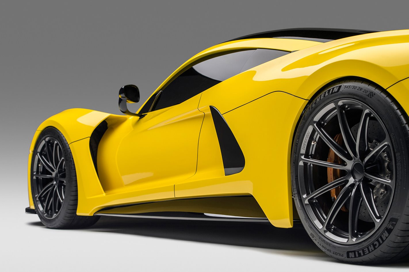 Hennessey Venom F5 exterior