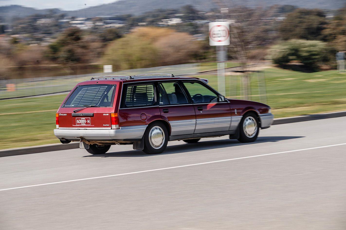 1988 Holden VL Turbo wagon rear.jpg
