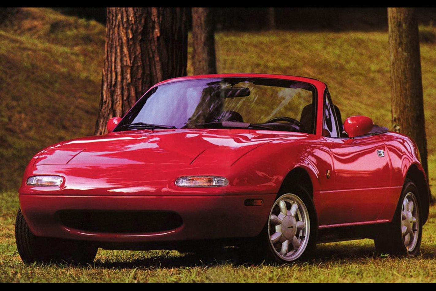 1989 Mazda NA MX-5