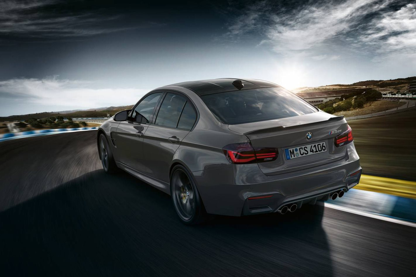 2018-BMW-M3-CS-rear