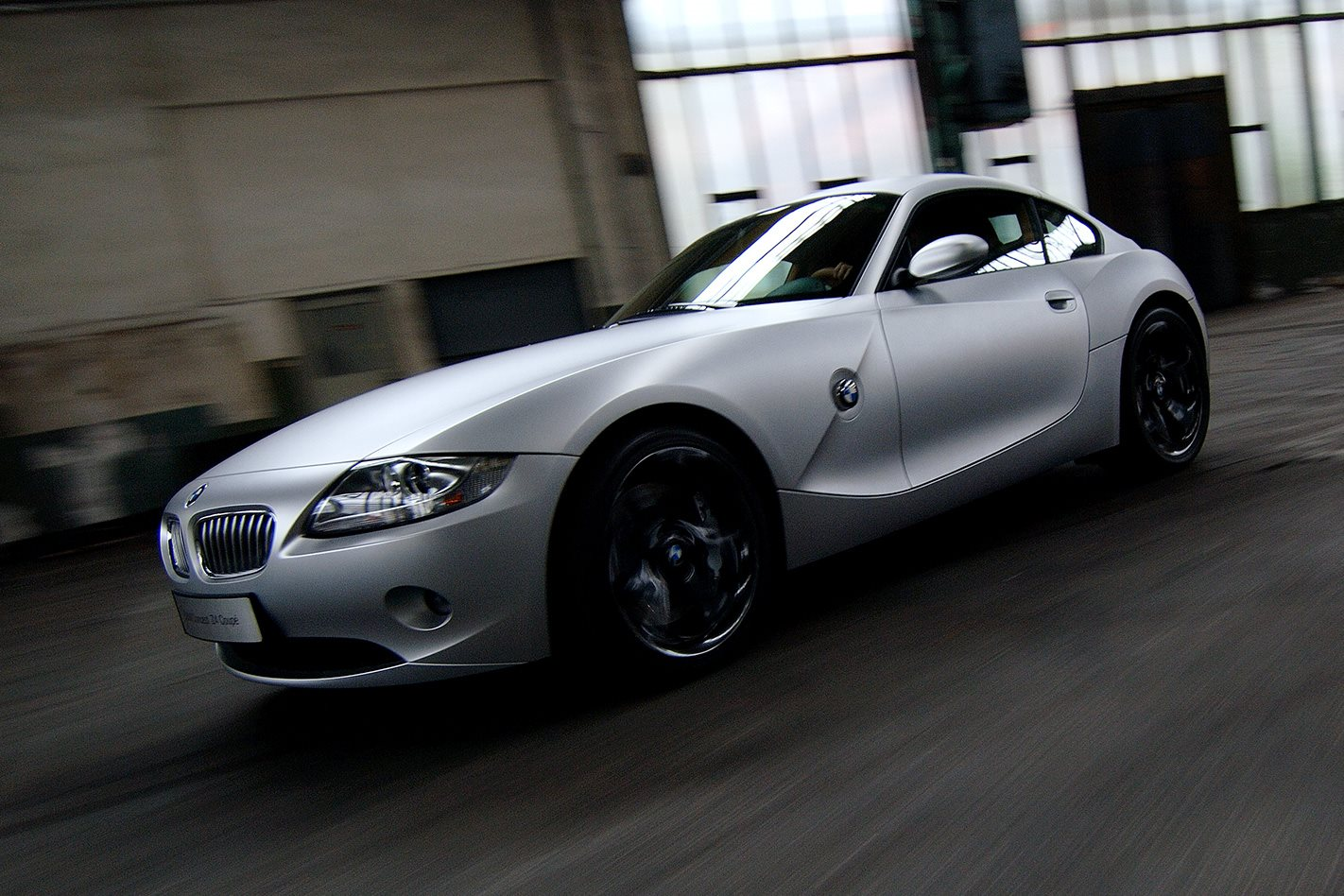 2006 BMW Z4 Coupe first look: Classic MOTOR