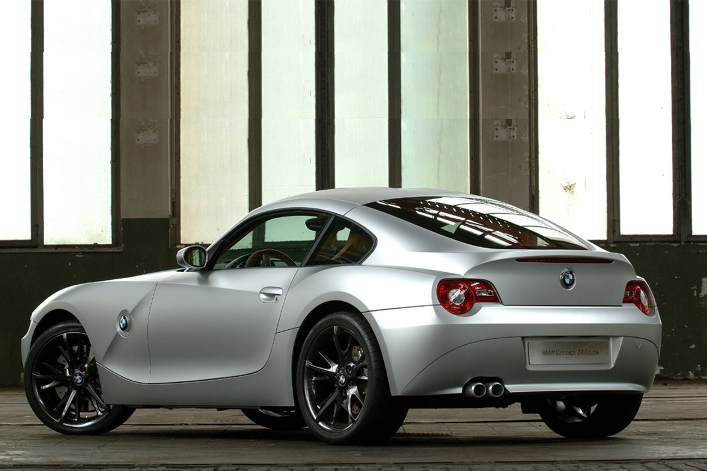 2006 Bmw Z4 Coupe First Look Classic Motor