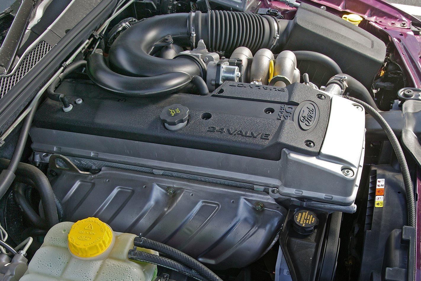 Holden Commodore SV6 vs Ford Falcon XR6 comparison review: Classic MOTOR