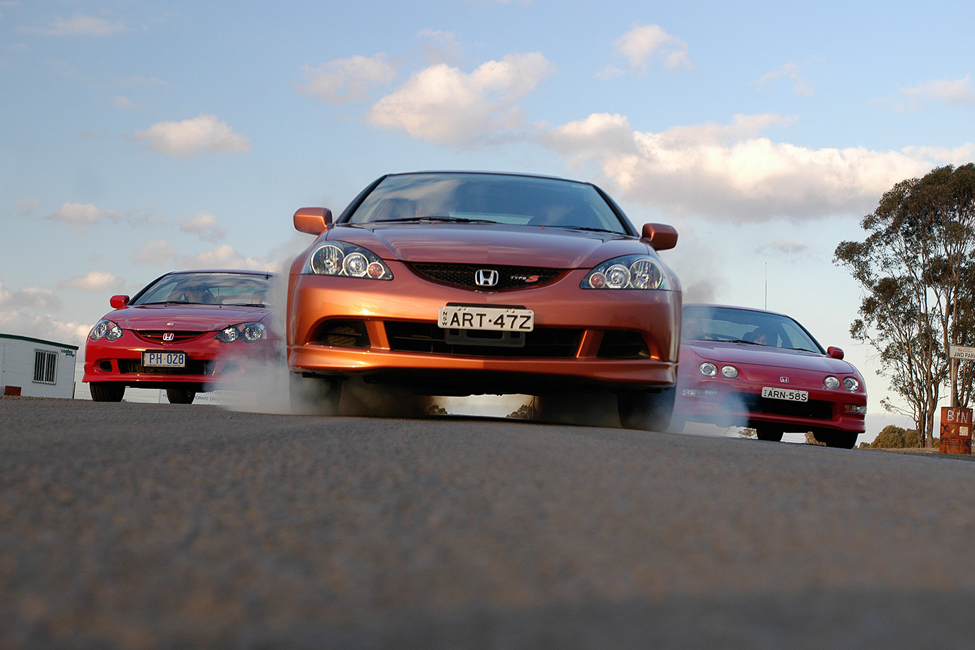 Honda Integra Type R Vs Type S Comparison Review Classic Motor