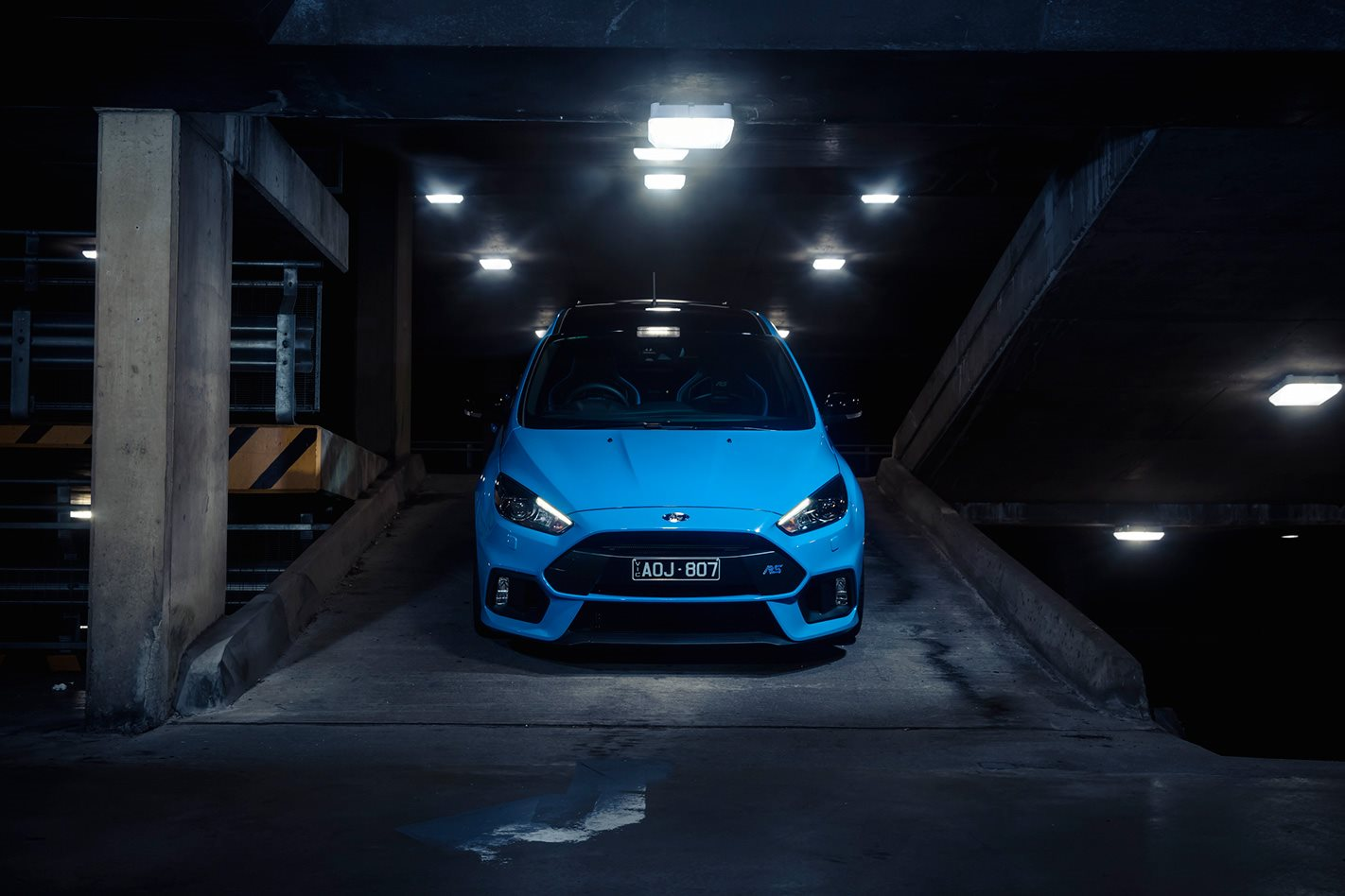 2018 Ford Focus RS Limited Edition headlights.jpg